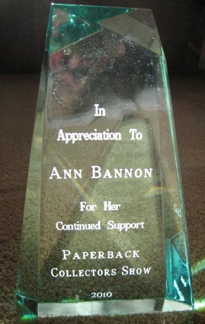 Ann Bannon On the Road