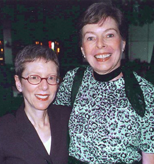 Ann Bannon with Terry Gross