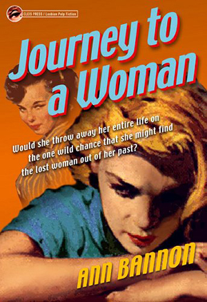 cover for Journey to a Woman